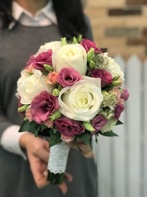 Bridal bouquet 10