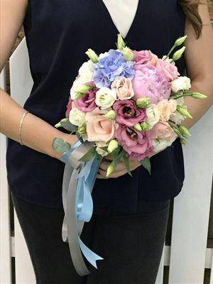 Bridal bouquet 26