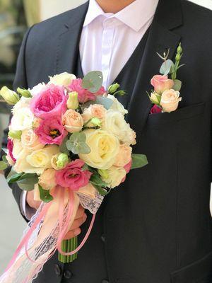 Bridal bouquet 30